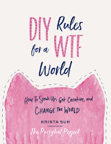 Giveaway - DIY Rules for a WTF World