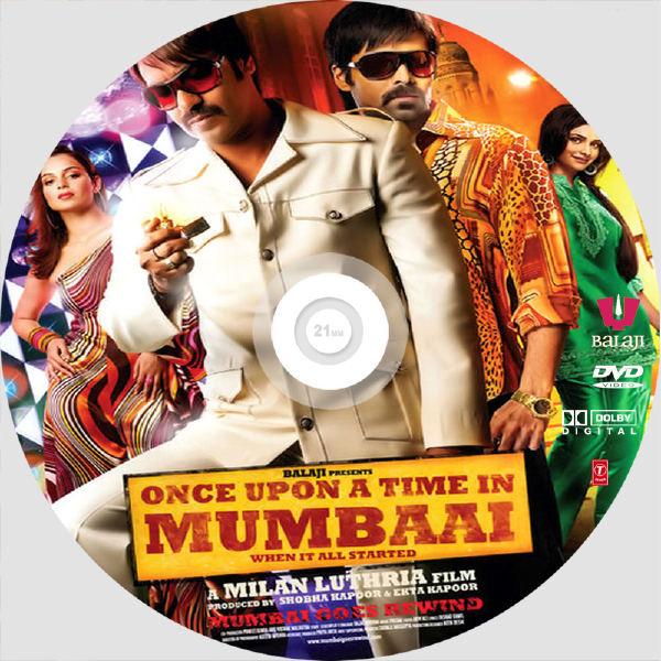 CINE HINDU: Once Upon A Time In Mumbaai (2010