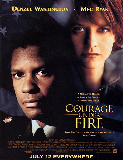 Ver Valor bajo fuego (Courage Under Fire) (1996) Online