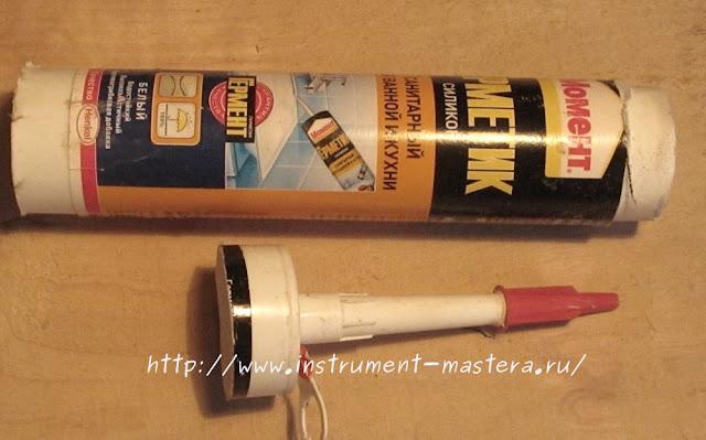 силиконовый герметик для очистки наждачки