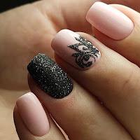 Fotos de diseños de uñas acrílicas