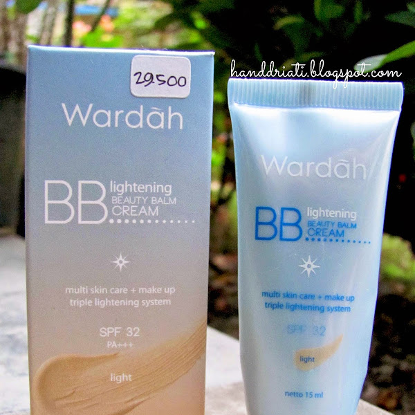 Review BB Cream Wardah