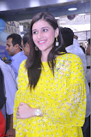 Mannara Chopra Looks Cute in Yellow Salwar Suit ~  Exclusive 19.JPG