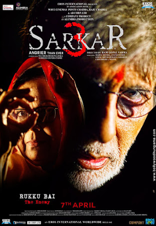 Sarkar 3 (2017) Movie Poster