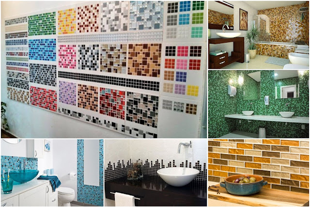 Creative Glass Pastille Decoration Ideas | How To Apply?