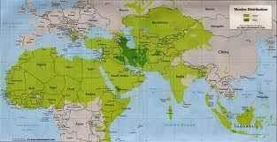 Luas Wilayah Daulah Khilafah Islamiyah: 20.000.000 Kilometer persegi