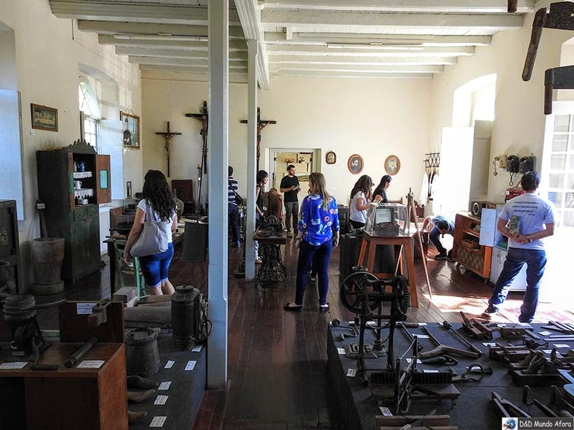 O que fazer em Nova Veneza - Museu do Imigrante