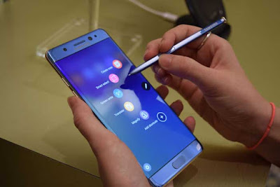 Samsung Galaxy Note 8 launching