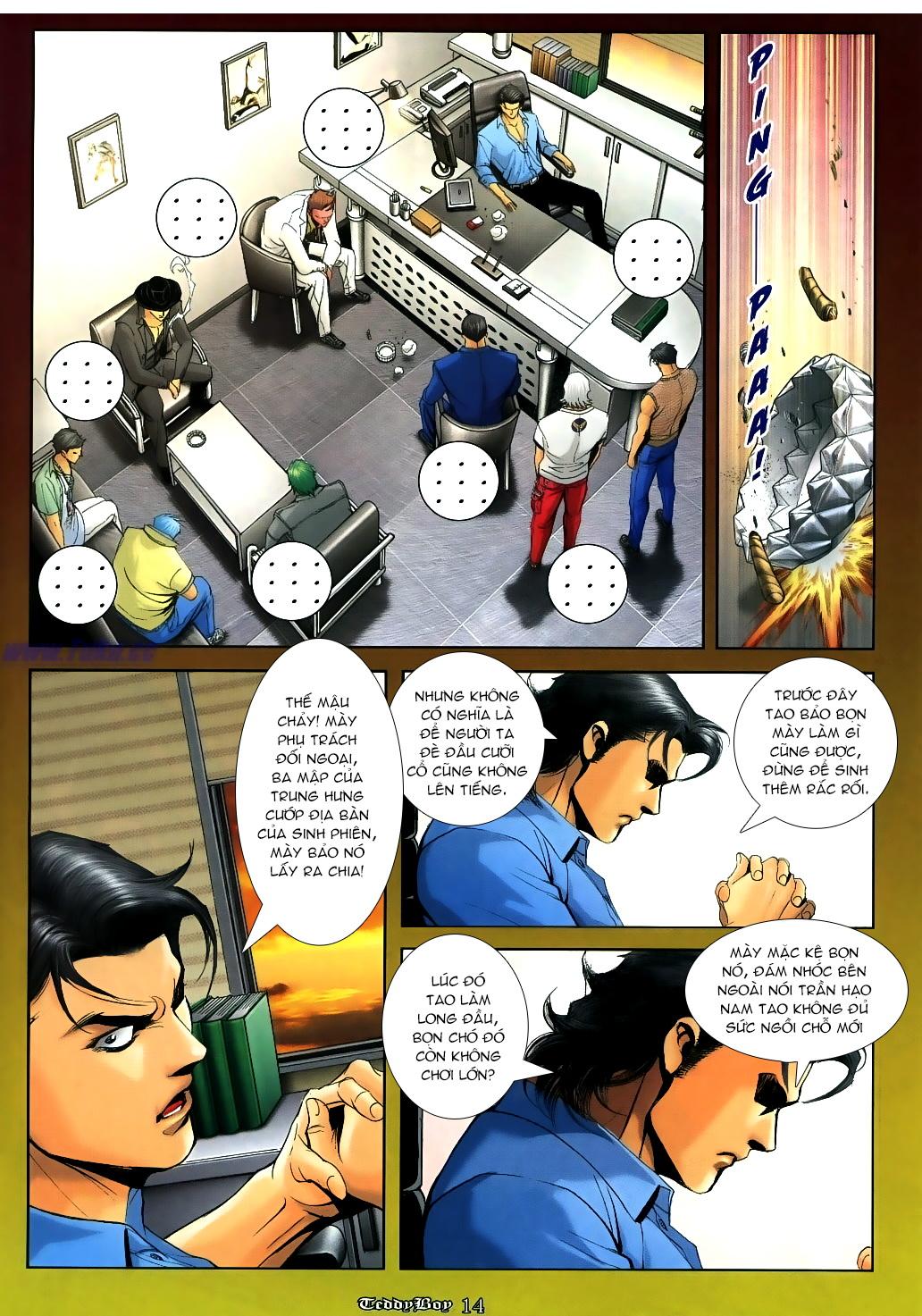 Người Trong Giang Hồ NetTruyen chap 987 - Trang 10