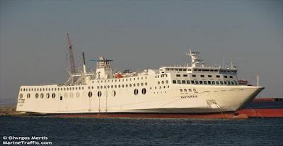 """Ηγουμενίτσα: Ταλαιπωρία για 368 επιβάτες του Ε/Γ-Ο/Γ """"VASTERVIK"""""""