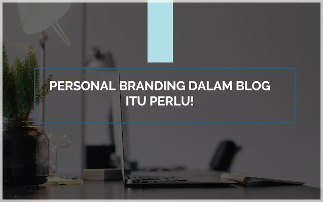 personal branding blogger