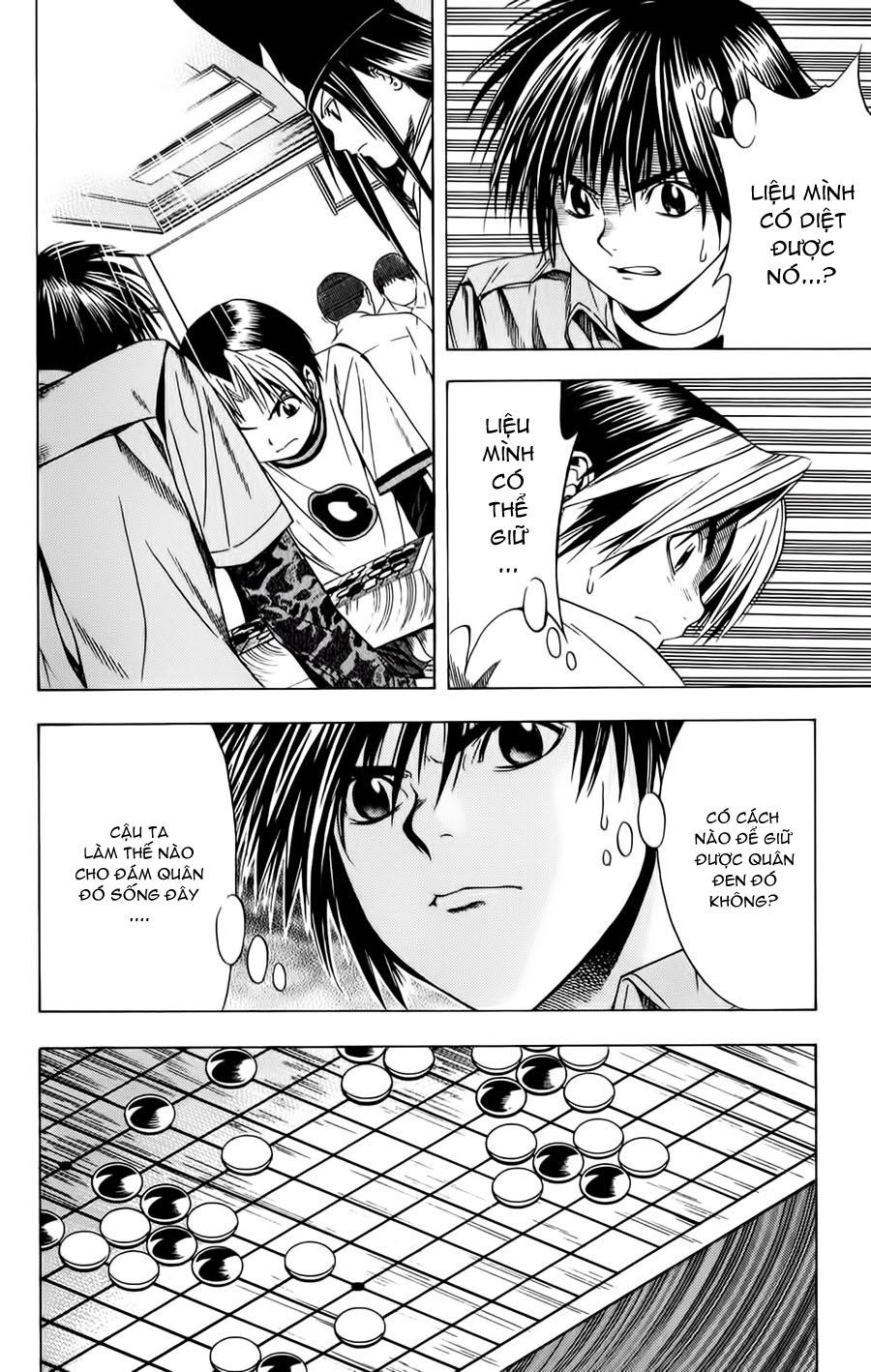 Hikaru No Go hikaru no go chap 90 trang 15