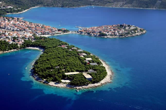Primosten , Primošten - Adriactic Sea, Croatia