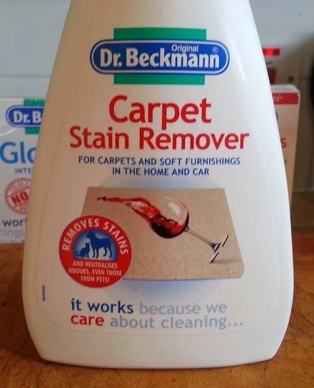 Dr Beckmann Carpet stain remover cleaner