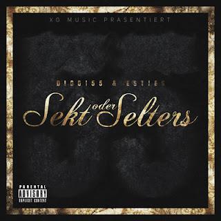 Diggi55 & Esties - Sekt oder Selters - Album Download, Itunes Cover, Official Cover, Album CD Cover Art, Tracklist