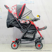 Does DS280 Suite Rocker Standard Baby Stroller