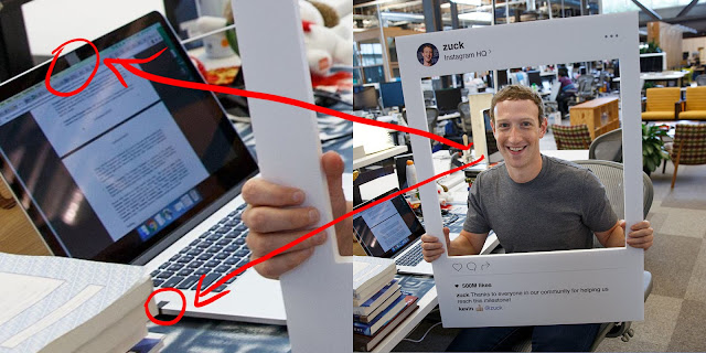 Mark Zuckerberg Covers His Laptop Camera. You Should Consider It