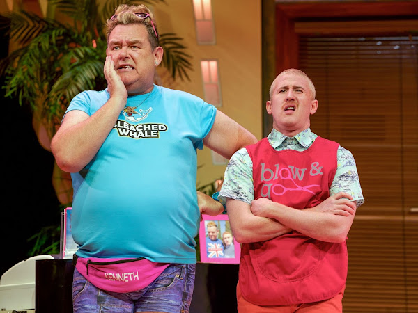 Benidorm Live (UK Tour), Bristol Hippodrome | Review