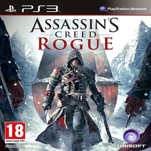 Assassins Creed Rogue PS3 Free Download