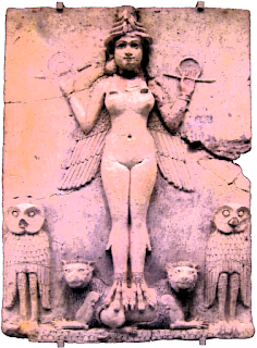 Ishtar, Queen of the Night or Scarlet Woman