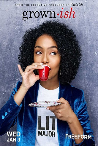 Grown-ish Season 1 Complete Download 480p All Episode