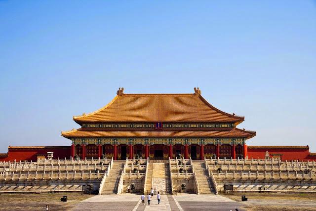 Resultado de imagem para palacio imperial beijing china