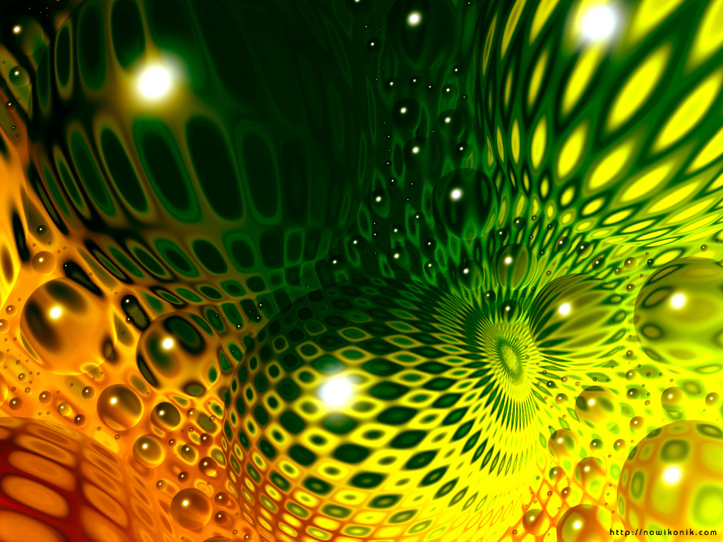 Wallpaper: 3D Abstract Desktop Wallpapers