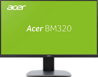 Acer Professional ProDesigner BM320 4K Monitor Drivers Download For Windows 8 and 7 (32&64bit)