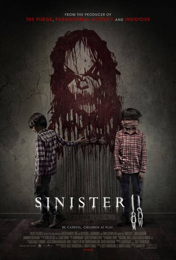 Sinister 2 (2015) HD 1080p Latino