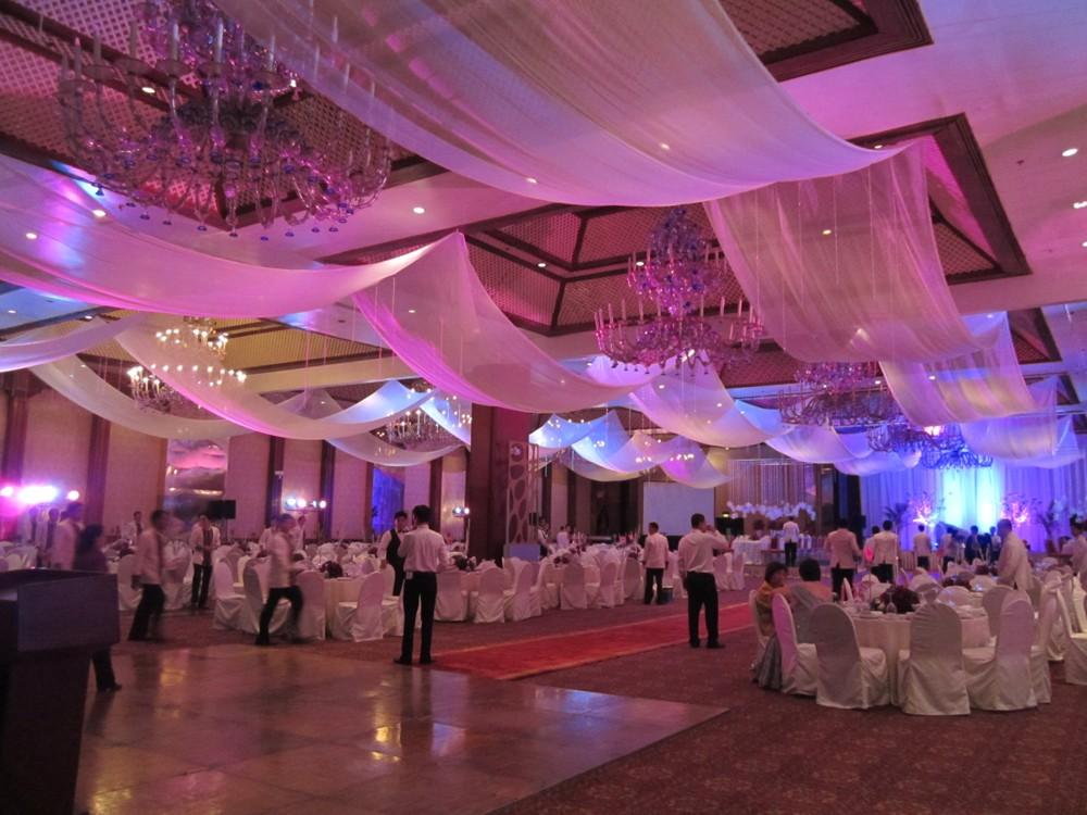 Ang Tsoi Wedding Reception At Manila Hotel Philippines
