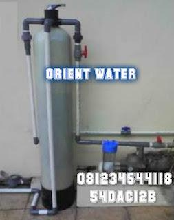 filter ini digunakan untuk menghilangkan kekeruhan dan endapan pada air