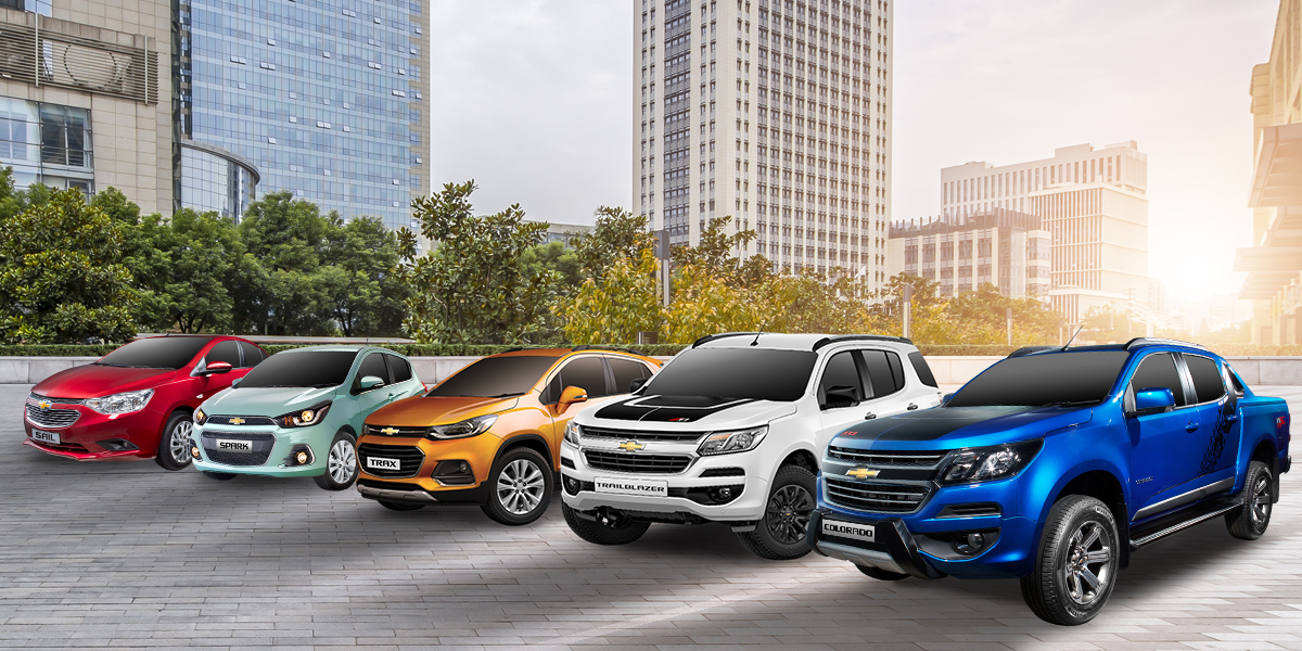 Chevrolet Offers Deals On Colorado And Trailblazer Until September