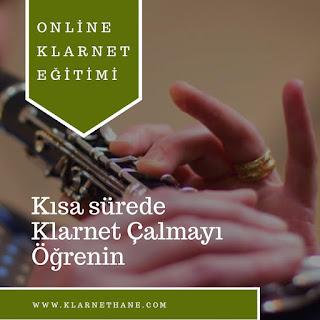 Online Klarnet Eğitimi