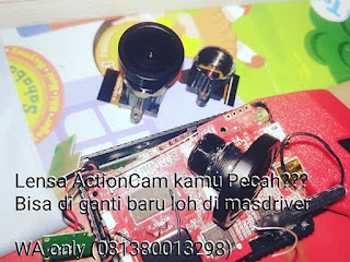 Servis Actioncam yi basic