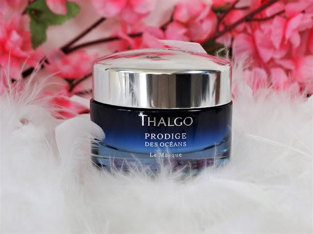 avis Le Masque Prodige des Océans de Thalgo, blog beauté, blog bougie, blog parfum