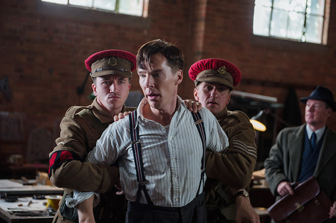 The Butterfly Balcony - Film Fashions - The Imitation Game - Alan Turing