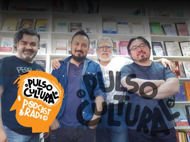 Cristian Sotelo, César Tejeda, Claudio Gallardo y Hugo Medrano.