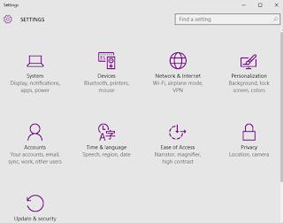 Cara Merubah Bahasa Pada Windows 10