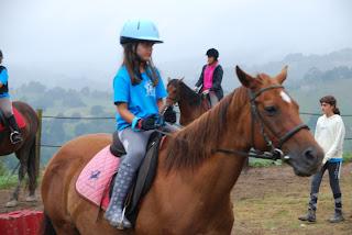 Equitacion niños cantabria