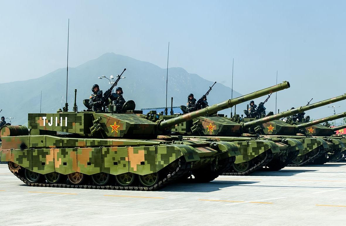 Duelo de titãs: os melhores tanques são da China, América ou Rússia?