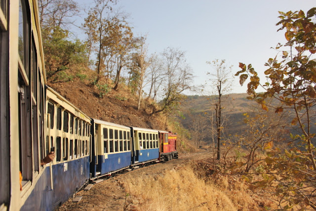 matheran hill toy train