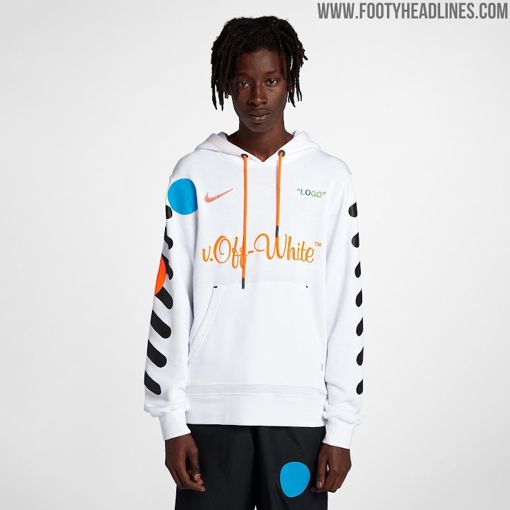 222e06589005 Nike x Off-White Pullover Hoodie - White