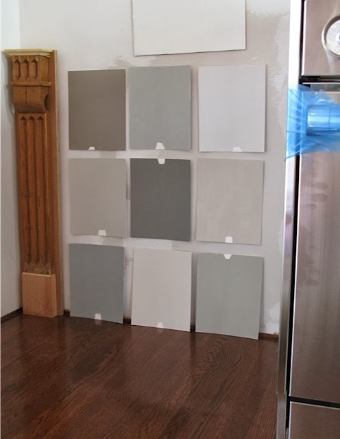 An Urban Cottage Cabinet Color Consideration