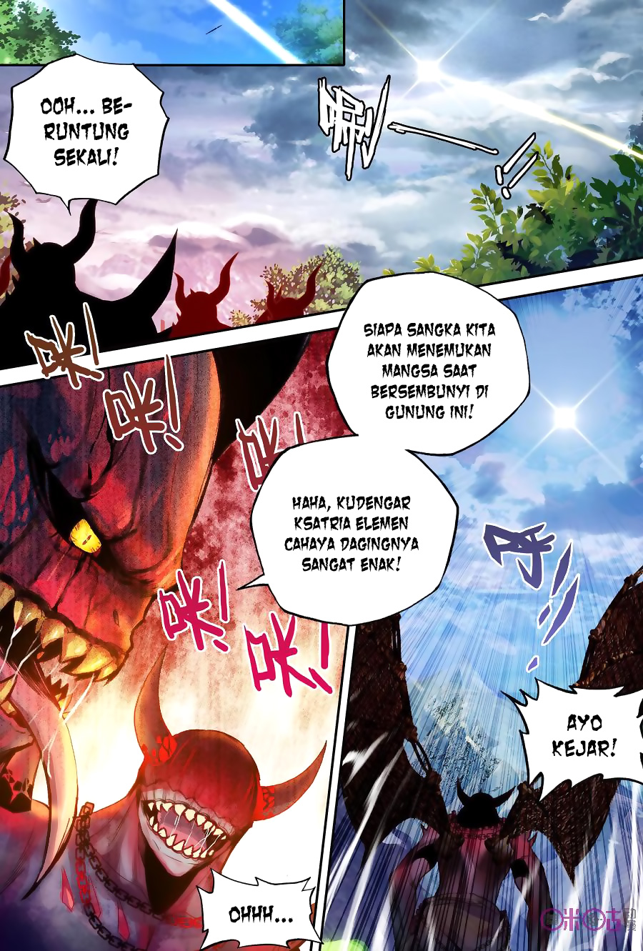 Komik shen yin wang zuo 152 - chapter 152 153 Indonesia shen yin wang zuo 152 - chapter 152 Terbaru 8|Baca Manga Komik Indonesia
