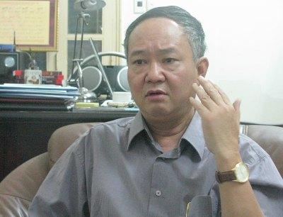 Nhà báo Nguyễn Như Phong
