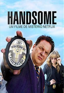 Handsome: Um Filme de Mistério Netflix - HDRip Dual Áudio