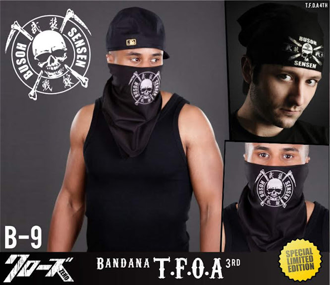 limited shoping b9 bandana tfoa 2in1 style 3rd_4th generation