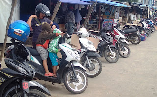 Parkir Tanpa Karcis! Pungli Yang Ditolelir di Kabupaten Tolitoli