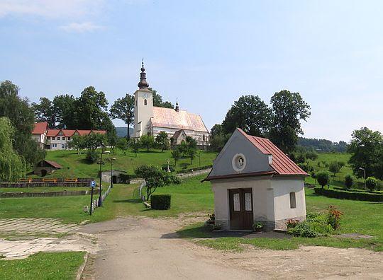 Kościół św. Wojciecha w Gaboltov.