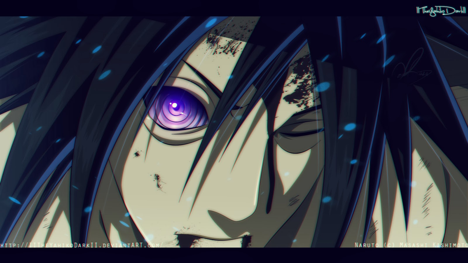 - Rinnegan wallpaper hd ...
